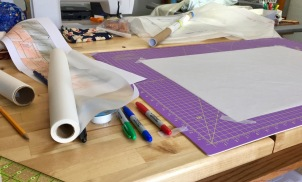 Pattern Making - Valance