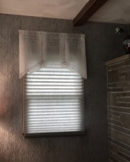 Valance, Side Window, Tissue Fit 2