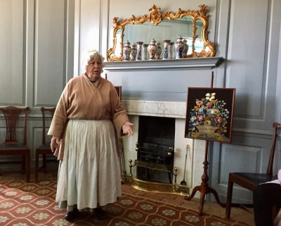 Our Guide, Randolf House, Colonial Williamsburg