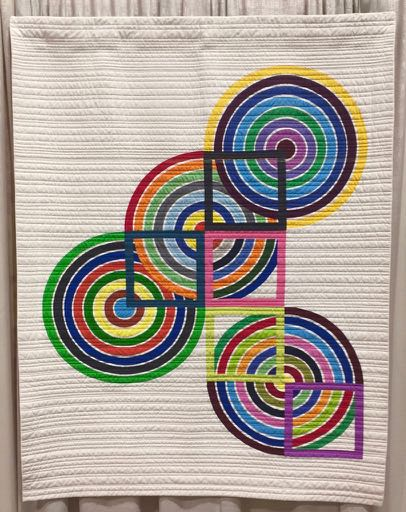 Image of a modern quilt